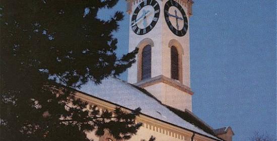 Gesamtsanierung Kirche Rein (inkl. Kirchgemeindesaal), Rüfenach AG (19.Jh.); 1998