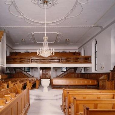 Innensanierung Evang.-ref. Kirche Bauma ZH (18.Jh.); 1996
