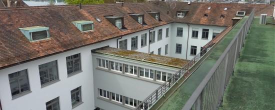 Bürosanierungen The Boston Consulting Group, Münstergasse 2, Zürich (20.Jh.); 2014-15