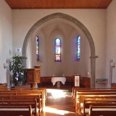 Energ.-San. Evang.-ref. Kirche Uitikon, Zürcherstr., Uitikon ZH (17.Jh.); 2014