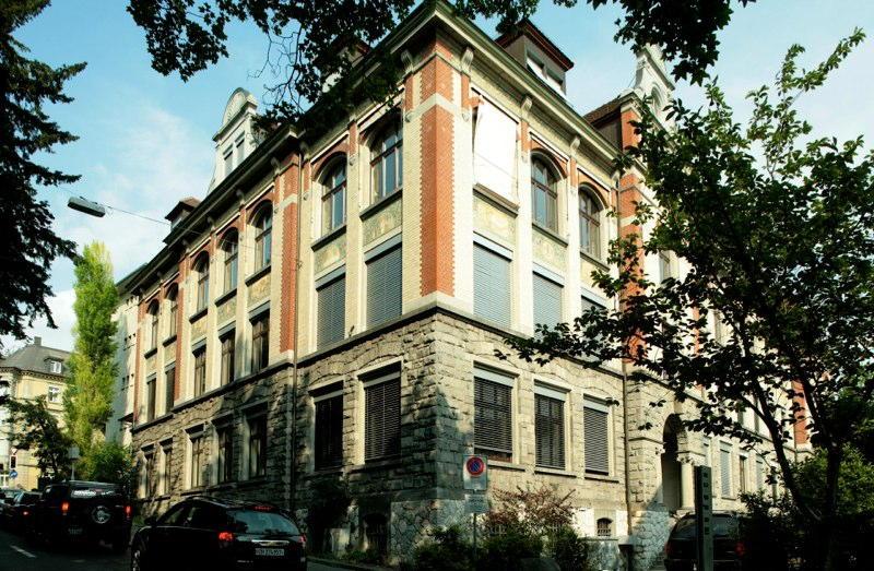 Aussensanierung MODEX, Kreuzstr. 68, Zürich (19.Jh.); 1992